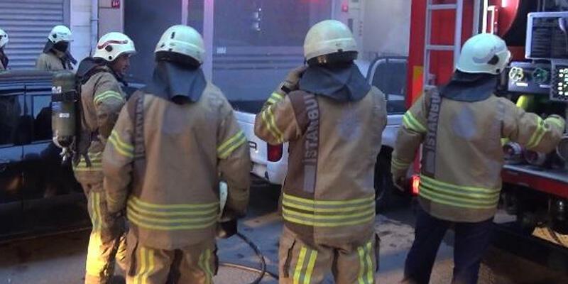 Silivri'de iş yerinde patlama; kaynak yapan işçi öldü