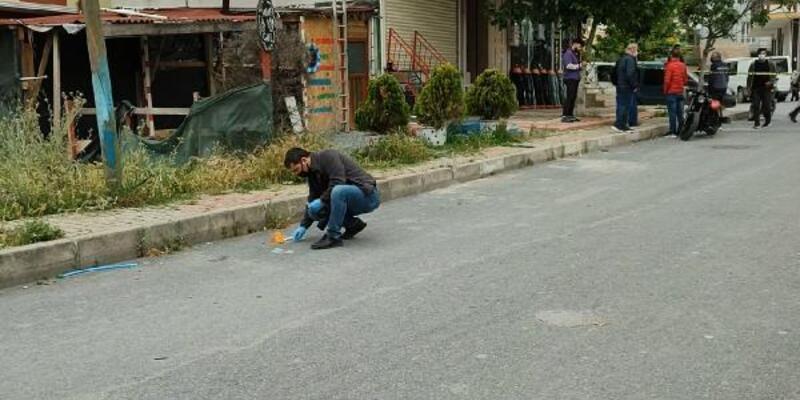 Arnavutköy'de silahlı çatışma: 2 yaralı
