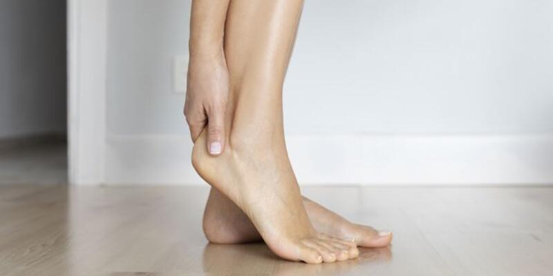 Ayaklarınız sağlığınızı ele veriyor