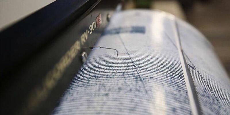 Son dakika: Ege Denizi'nde 4.1 büyüklüğünde deprem