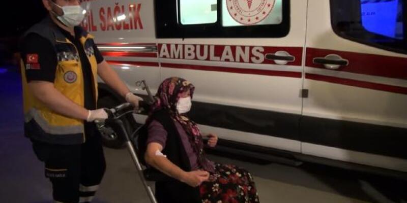 Bacağına kene yapışan 52 yaşındaki kadın tedaviye alındı