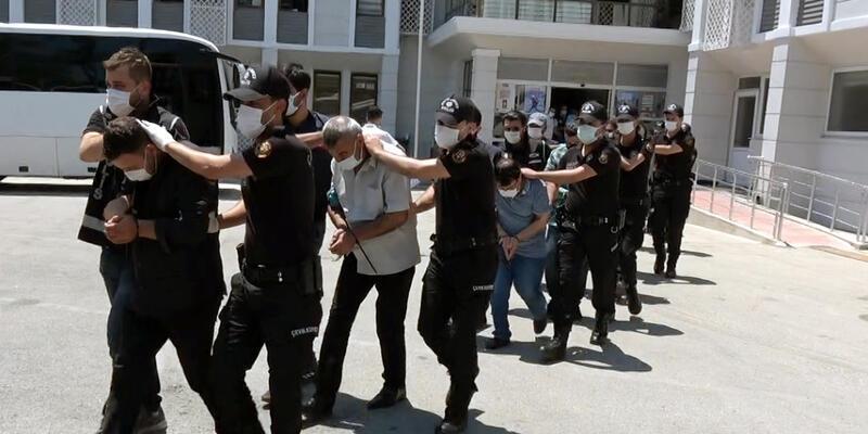 Kamuyu 150 milyon TL zarara uğratmışlardı! 21 kişi tutuklandı...