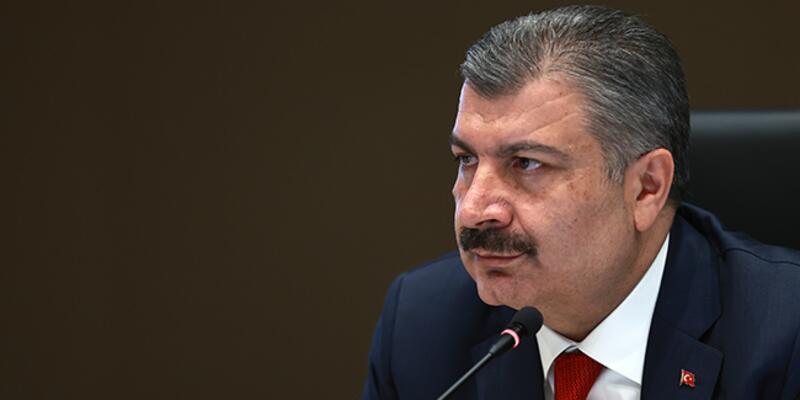 Sağlık Bakanı Koca 'maske' vurgusu yapıp uyardı
