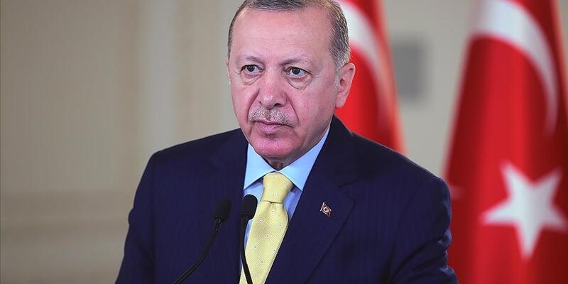Cumhurbaşkanı Erdoğan'dan LGS'ye girecek öğrencilere başarı mesajı