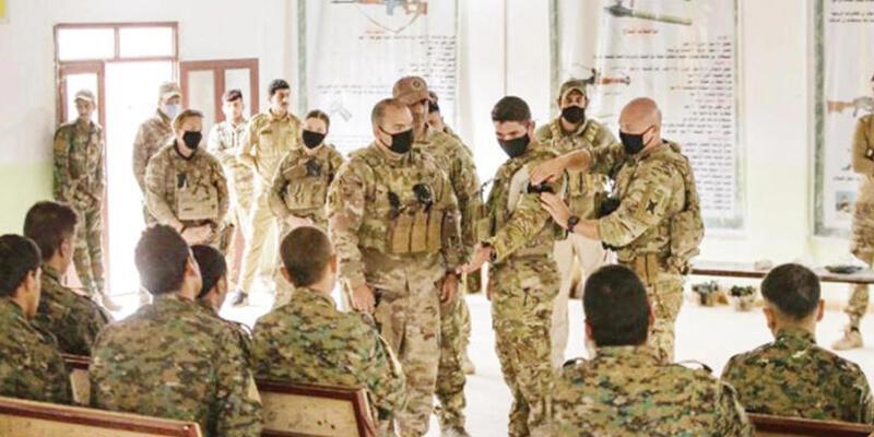 ABD, YPG'ye 'sıhhiyeci eğitimi' verdiğini açıkladı