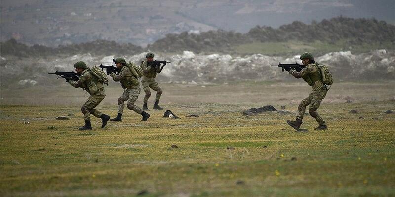 SON DAKİKA: Harekat bölgelerinde 6 PKK/YPG'li terörist etkisiz hale getirildi