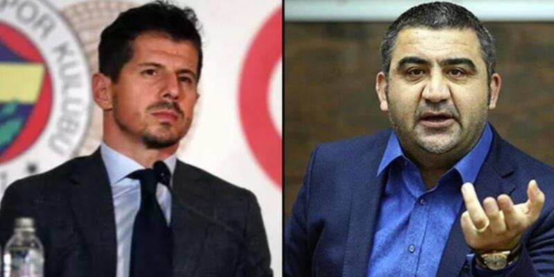 Emre Belözoğlu'ndan Ümit Özat'a dava