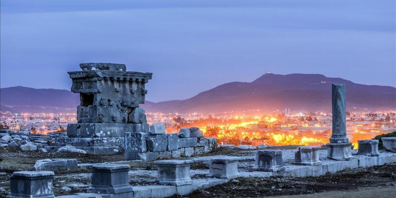 Xanthos Antik Kenti Nerede? Xanthos Antik Kenti'ne Nasıl Gidilir? Xanthos Tarihi Ve Özellikleri...