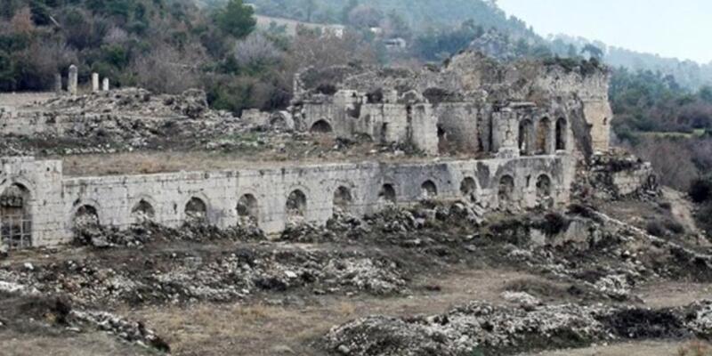 Tlos Antik Kenti Nerede? Tlos Antik Kenti'ne Nasıl Gidilir? Tlos Tarihi Ve Özellikleri...