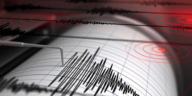 Son dakika haberi: Ege Denizi'nde 4,1 büyüklüğünde deprem