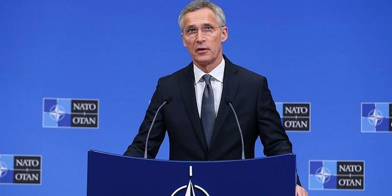 NATO Genel Sekreteri Stoltenberg, ABD Savunma Bakanı Austin ile görüştü