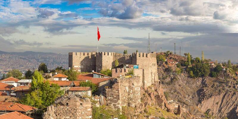Ankara Kalesi Nerede, Hangi İlçede, Nasıl Gidilir? Ankara Kalesi Tarihi Ve Özellikleri...