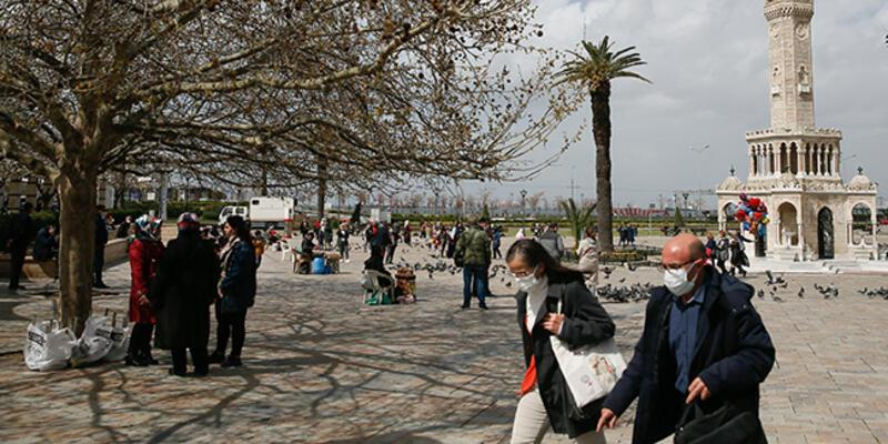 Vali Köşger: İzmir, vaka sayısında 200'ün altına indi