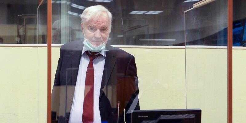 'Bosna Kasabı' Ratko Mladic hakkında karar günü