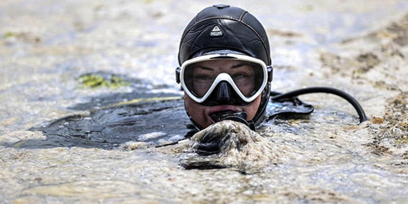 Marmara Denizi'nde müsilajla mücadele... En büyük deniz temizliği seferberliği başladı