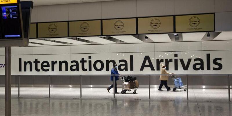 ABD, Türkiye dahil 61 ülkeye Covid-19 nedeniyle uyguladığı seyahat kısıtlamasını gevşetti