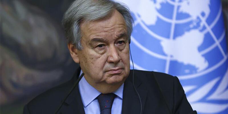 BM Genel Sekreteri Guterres, G7 Liderler Zirvesi'ne katılacak