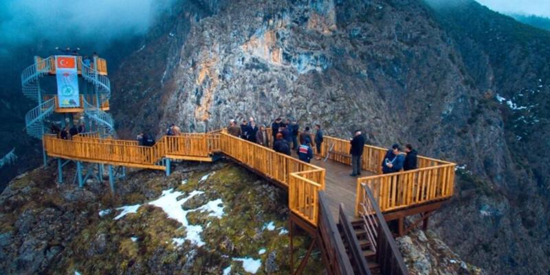 Valla Kanyonu Nerede, Nasıl Gidilir? Valla Kanyonu Oluşumu Ve Özellikleri...