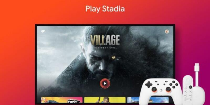 Google Stadia Android TV cihazına ulaşacak