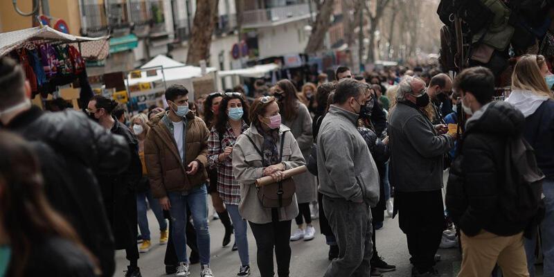 İspanya'da şimdiye kadar Kovid-19'dan ölenlerin sayısı 80 bin 465'e çıktı