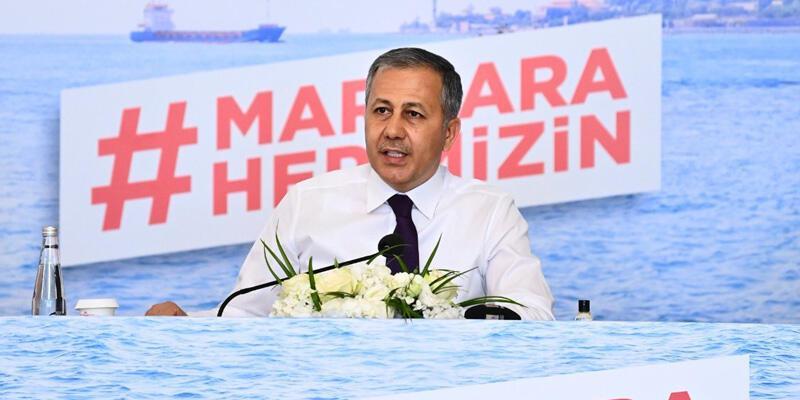Vali Yerlikaya duyurdu! İstanbul için müsilaj toplantısı