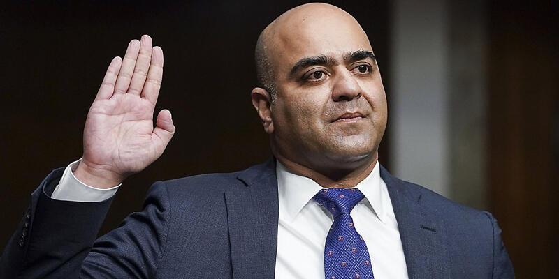 ABD'de Zahid Quraishi, Senato tarafından atanan ilk Müslüman bölge yargıcı oldu