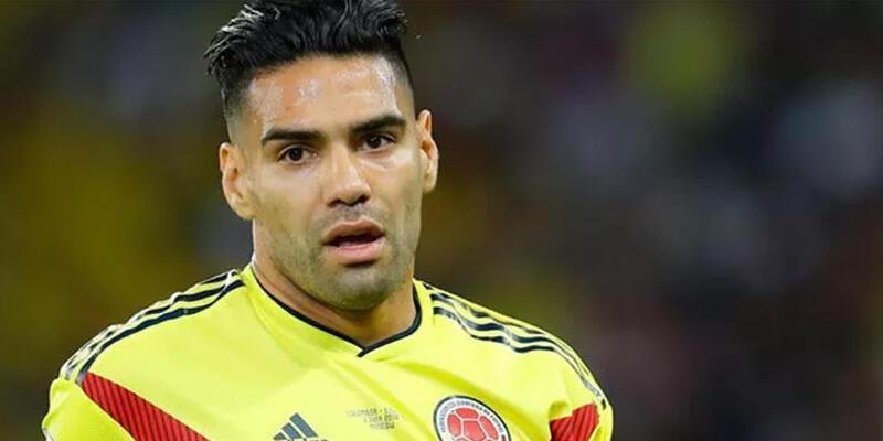 Son dakika... Radamel Falcao Copa America kadrosuna alınmadı!