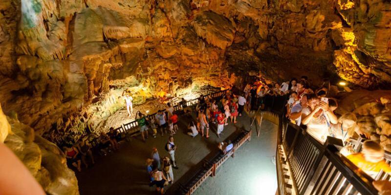 Damlataş Mağarası Nerede, Nasıl Gidilir? Damlataş Mağarası Nasıl Oluşmuştur?