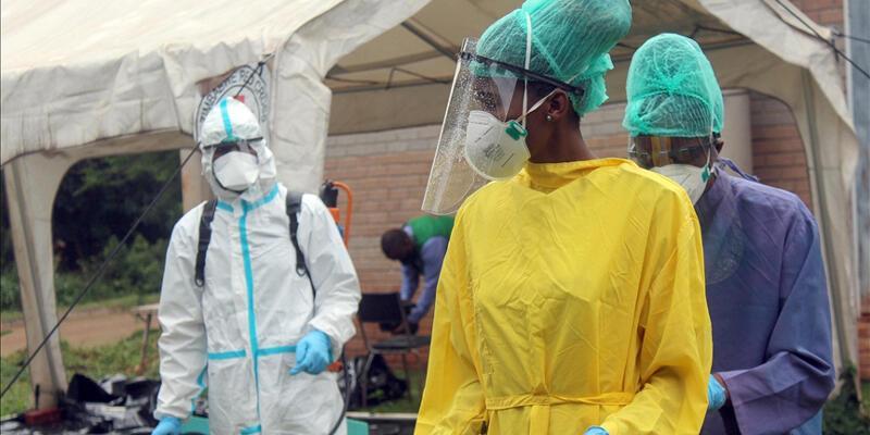 Güney Afrika'da COVID-19 salgınının 3. dalgası başladı