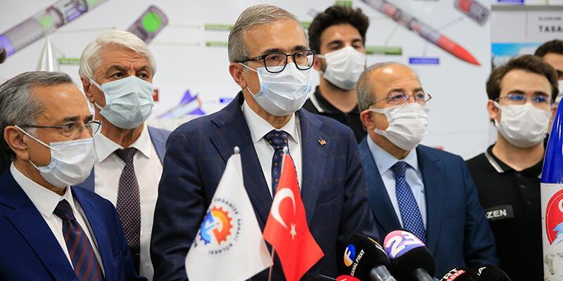 Cumhurbaşkanlığı Savunma Sanayii Başkanı Prof. Dr. Demir'den yerlilik vurgusu