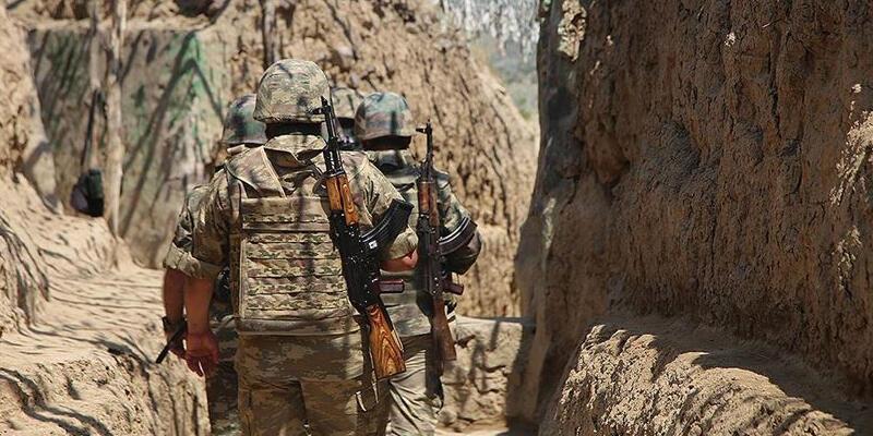 Ermenistan askerleri sınırdaki Azerbaycan mevzilerine gün içerisinde ikinci kez ateş açtı