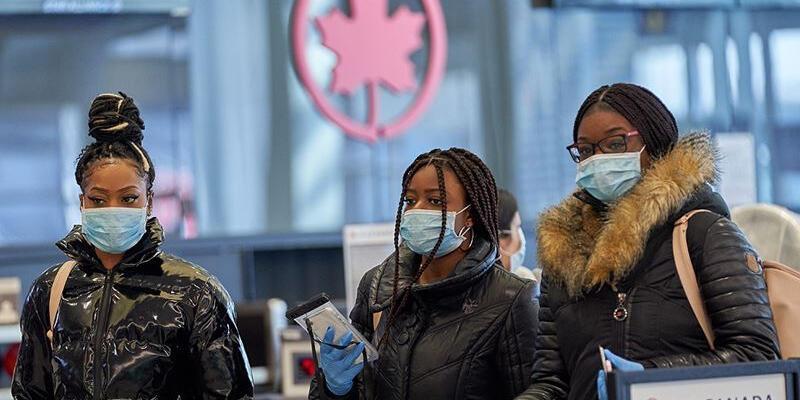 Kanada'da Kovid-19 salgını hız kesti