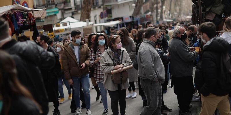 İspanya'da Kovid-19'dan son 24 saatte 36 kişi hayatını kaybetti