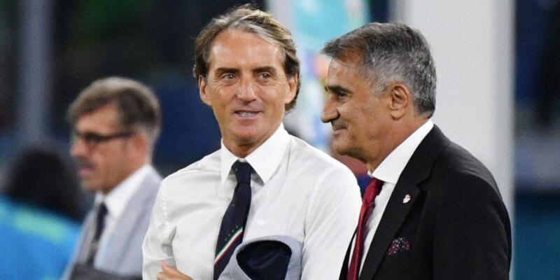 Roberto Mancini: Türkiye'yi oynatmadık