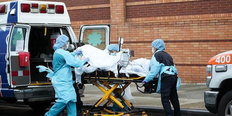 Son dakika haberi: ABD'de koronavirüs nedeniyle can kaybı 600 bini geçti