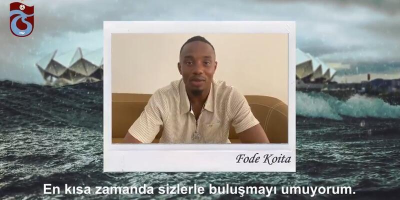 Trabzonspor Fode Koita'nın maliyetini açıkladı