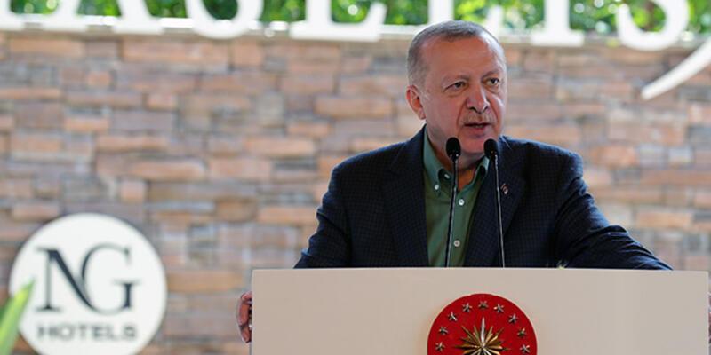 SON DAKİKA... Cumhurbaşkanı Erdoğan: Ulusa seslenişte inşallah bu müjdeyi de veririz