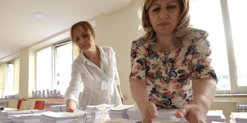 Ermenistan'da erken parlamento seçimlerinde oy verme işlemi sona erdi