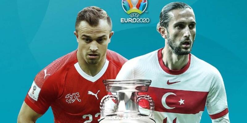 Türkiye İsviçre Maçı Euro 2020'E Veda Ettirdi.