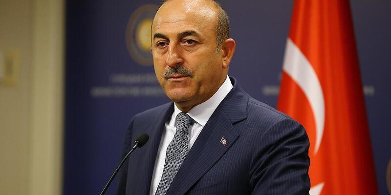 """Bakan Çavuşoğlu: """"Yunanistan'ın tahriklerden ve provokasyondan vazgeçmesi lazım"""""""