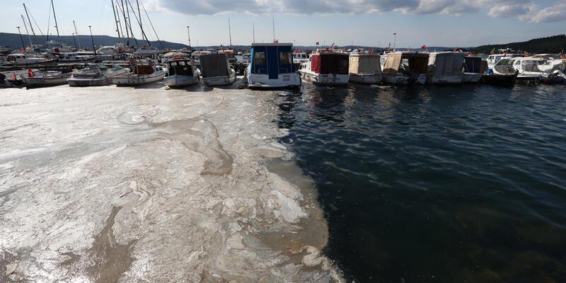 Marmara Denizi'nden ne kadar müsilaj temizlendi