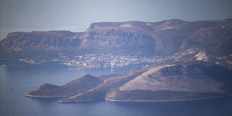 Meis Adası Nerede, Nasıl Gidilir? Meis Adası Gezilecek Yerler Nelerdir?
