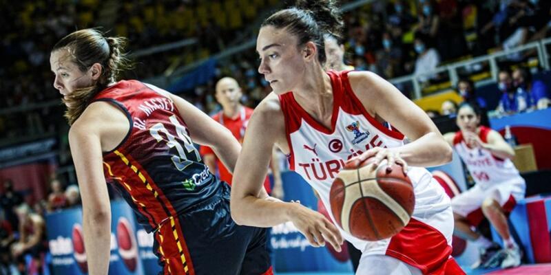 Türkiye Avrupa Basketbol Şampiyonası'na veda etti