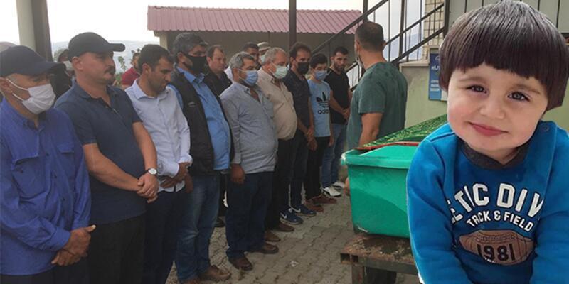 Sulama kanalına düşen küçük Mustafa hayatını kaybetti