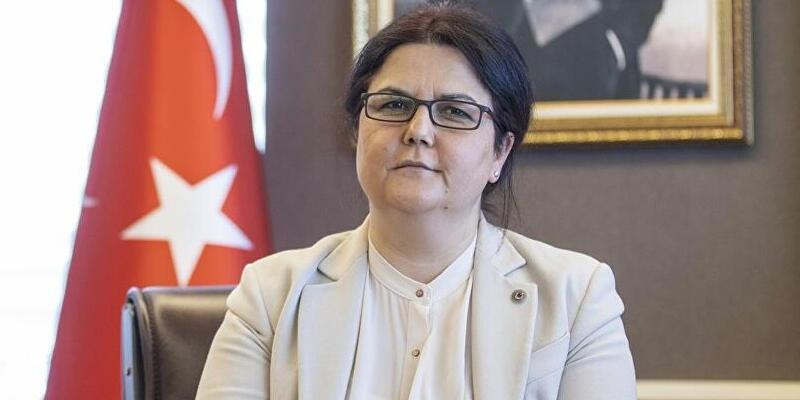 """Aile ve Sosyal Hizmetler Bakanı Derya Yanık'tan """"Dünya Mülteciler Günü"""" mesajı"""