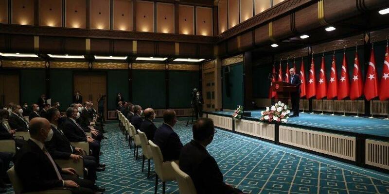Kabine toplantısı kararları saat kaçta açıklanacak? 21 Haziran 2021 Cumhurbaşkanı Erdoğan'ın kararları!