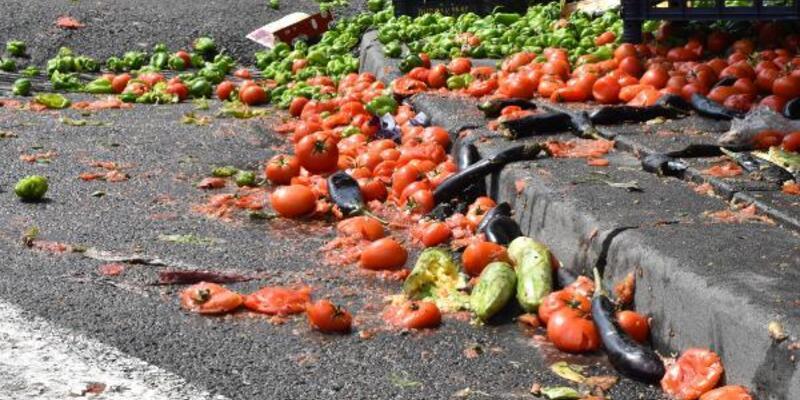 Restorana giren sebzenin yarısı çöpe gidiyor