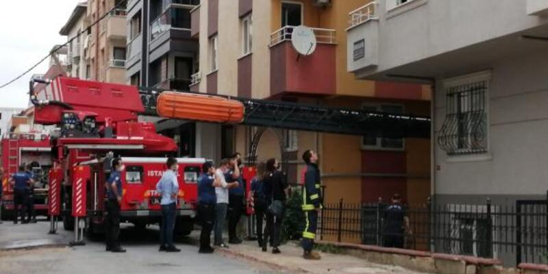 Ümraniye'de ev yangını: Anne öldü, 7 yaşındaki çocuğu ağır yaralandı