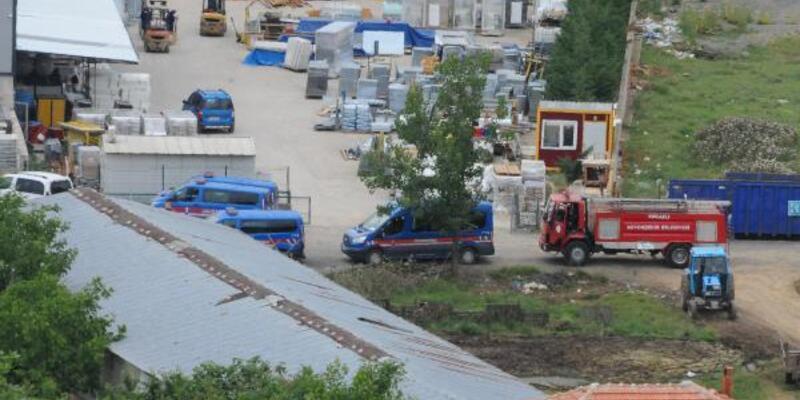 Lütfü Türkkan'a ait kaçak çiftlik tahliye ediliyor
