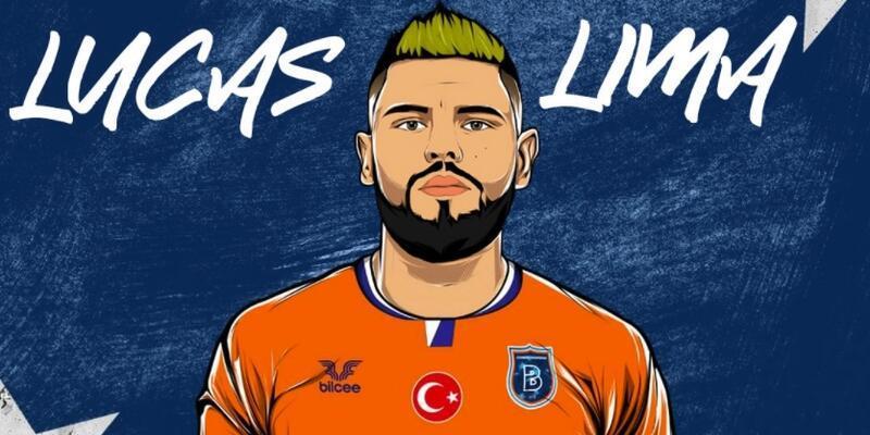Lucas Lima Başakşehir'de